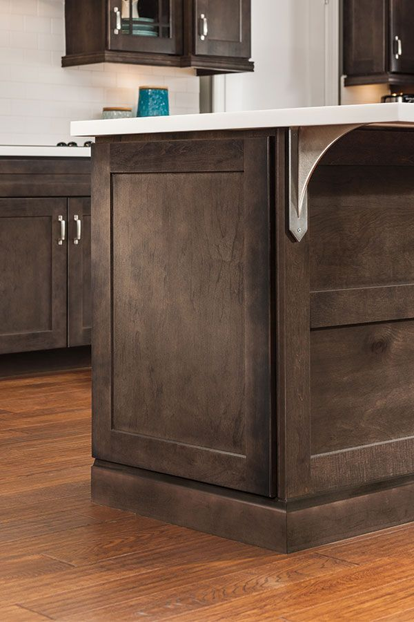 Decorative End Panels Immediately Upgrade Your Look And Suit A Variety Of Design Styles Cabinet Molding Aristokraft Installing Kitchen Cabinets