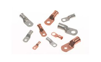 Copper Battery Lugs Copper Heavy Duty Battery Terminals Battery Terminal Connectors Battery