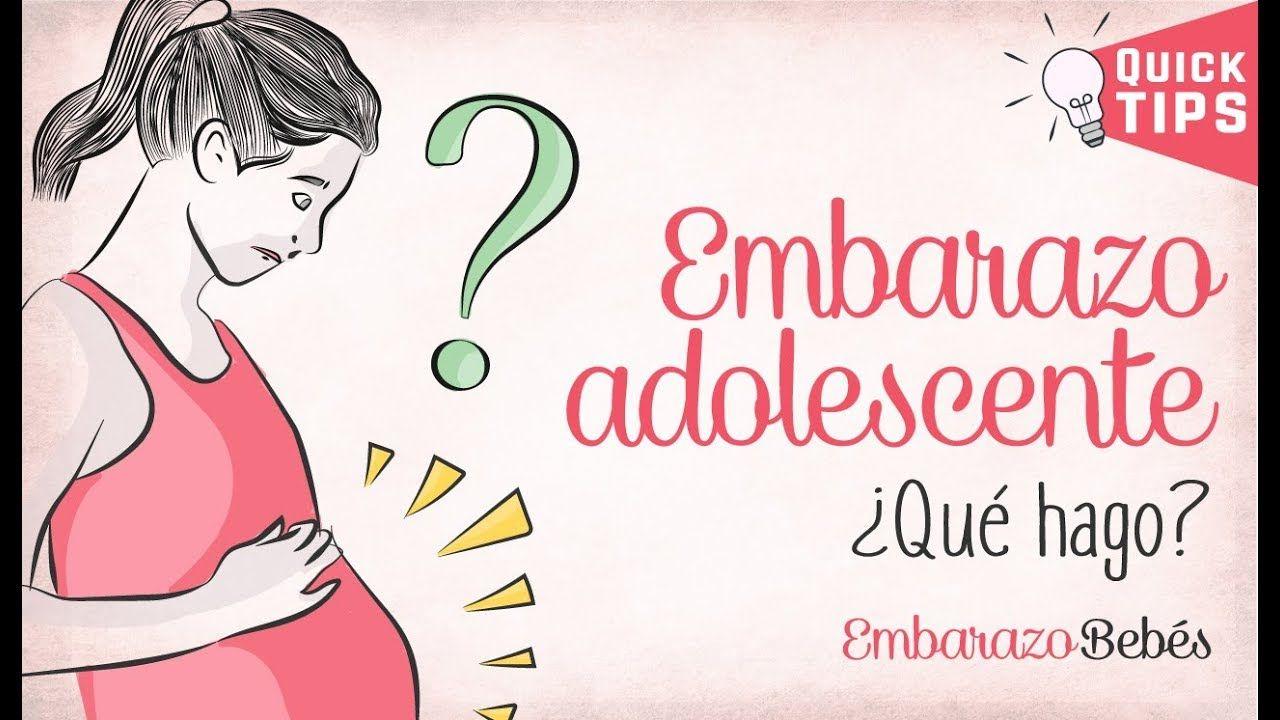 Embarazo En La Adolescencia Que Hago Riesgos Embarazo Precoz Embarazo Adolescente Embarazo