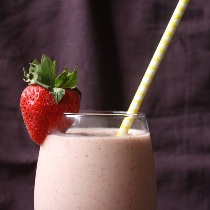 Strawberry & Creme Smoothie