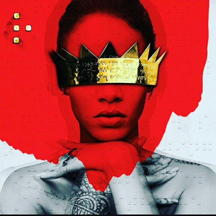 #NowPlaying Work by Rihanna