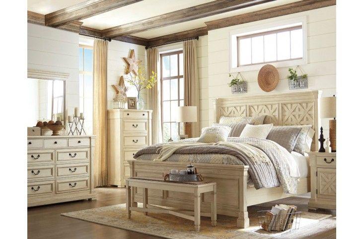 Best Bolanburg White Panel Bedroom Set Bedroom Furniture Sets White Paneling Remodel Bedroom 400 x 300