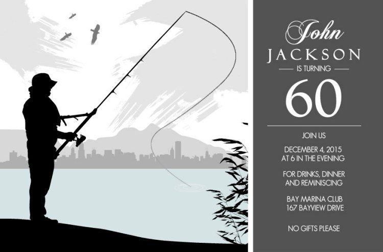 Anniversaire 60 ans - 55 idées sur les invitations originales! | 60 ans anniversaire, Invitation ...