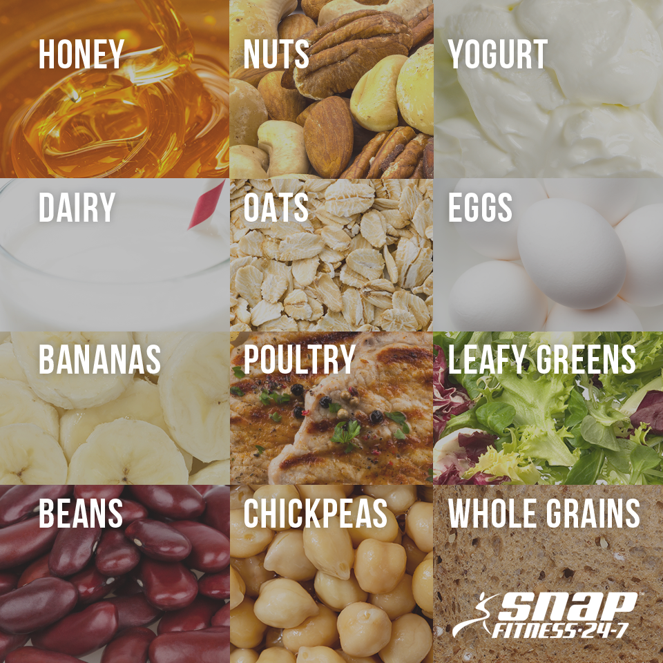 Get some extra zzz's by eating these sleep promoting foods!