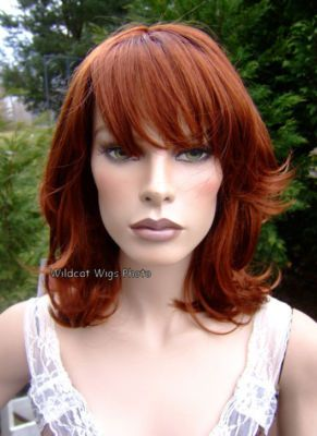 Forever Young MAX VOLUME WIG # 130 - Copper Red. HOT! | eBay