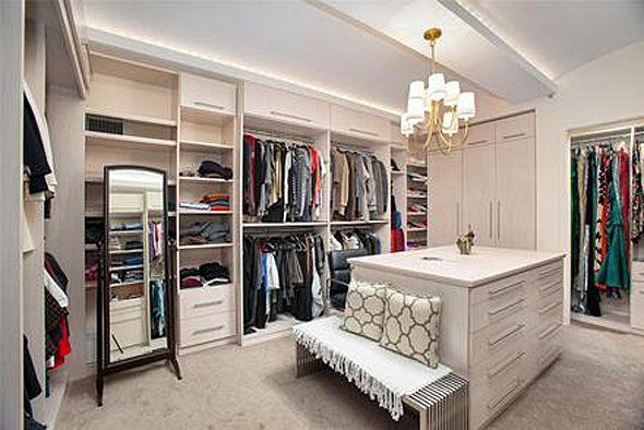 How To Turn A Room Into A Walk In Closet Dressing Room Closet Guest Bedroom Remodel Remodel Bedroom