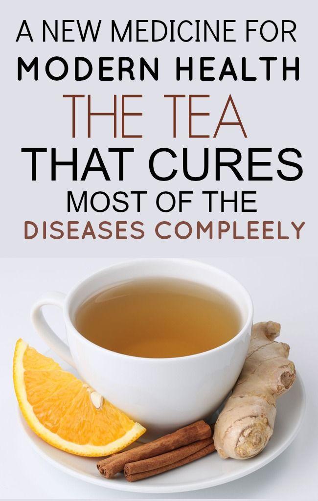 how to use tea for medicine sda