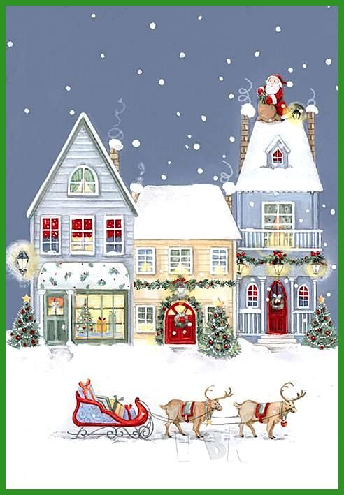 Image Library Designs Original illustrations occasions Christmas greetings cards  Leigh Adam Image Library Designs Original illustrations occasions Christmas greetings ca...