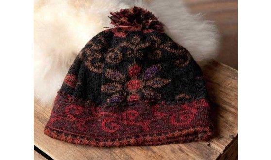 Reversible Alpaca Fiesta Hat Accessories Apparel For