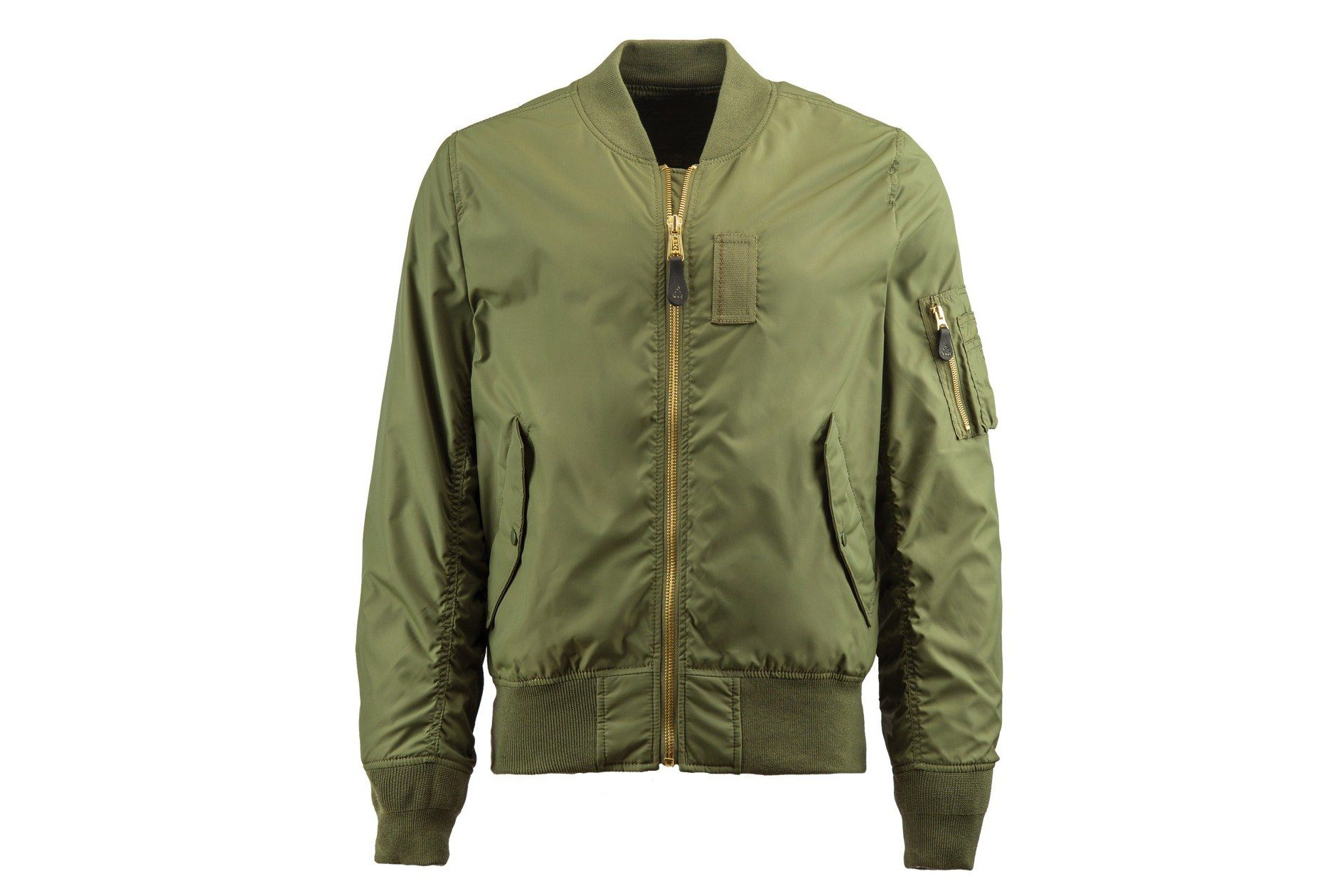 40 Menswear Essentials To Buy On Amazon Right Now Bomber Jacket Padded Bomber Jacket Flight Jacket