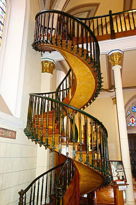 Best Loretto Chapel Staircase By Robert Meyers Lussier 400 x 300