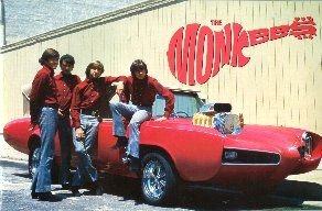 Image result for monkees car