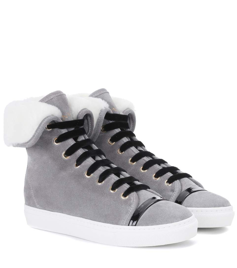 Lanvin High Trainers Cam4or
