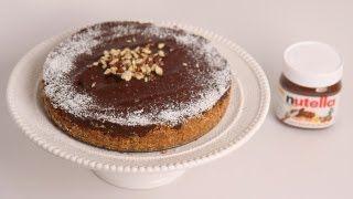 No Bake Nutella Cheesecake Recipe - Laura in the Kitchen ...