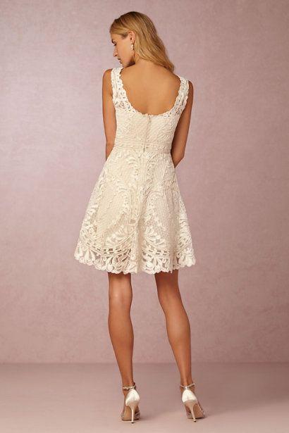 Anouska Dress in Bride Beach & Honeymoon at BHLDN | Wedding | Pinterest