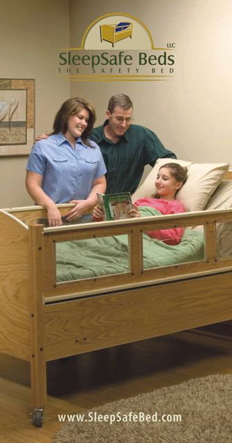 Sleepsafe Beds The Safety Bed For Special Needs Children And