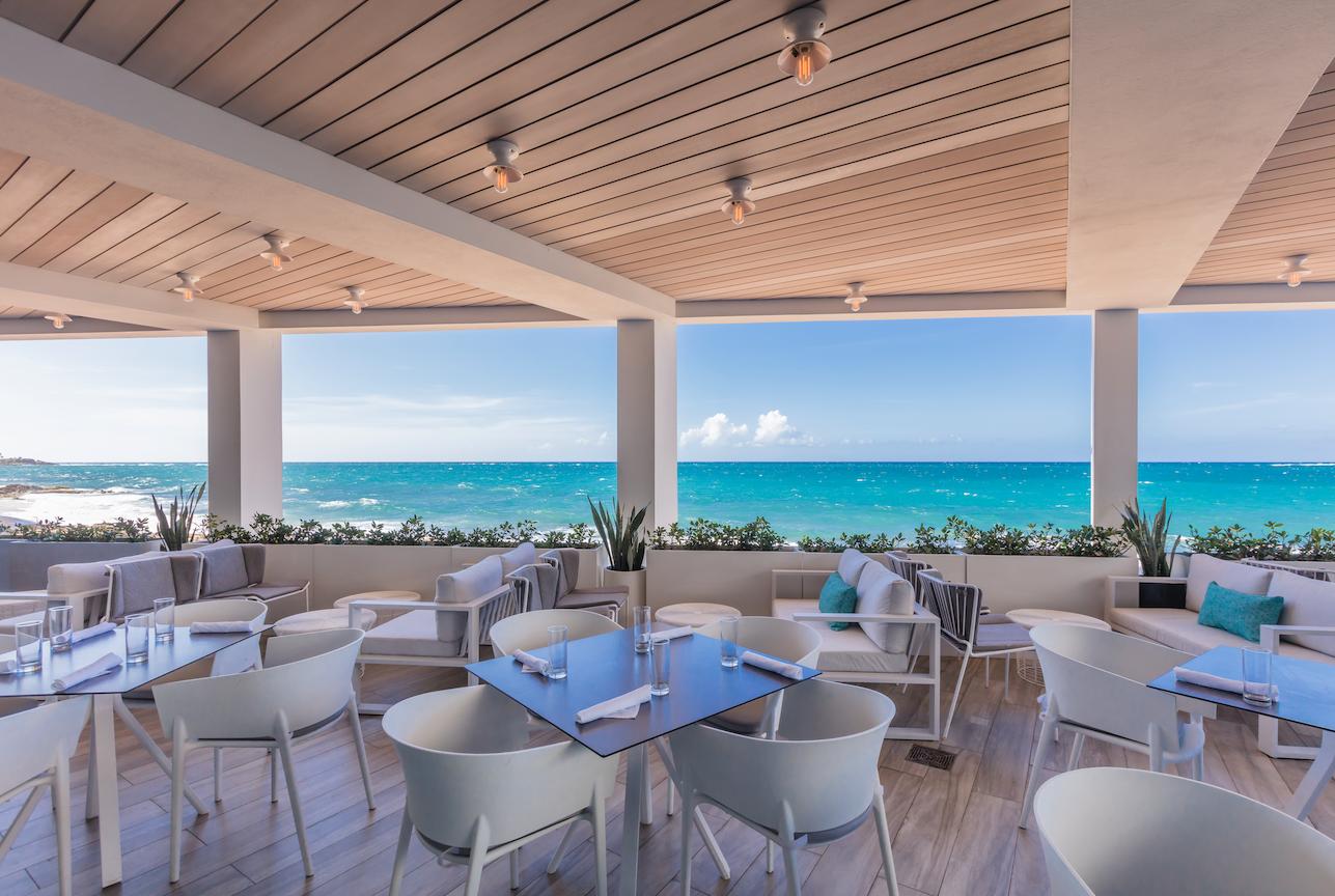 Amare In 2019 Amare Restaurant Mediterranean Seafood