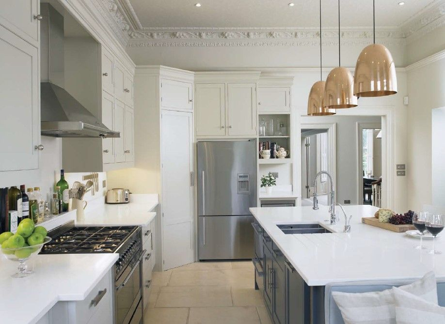 Brompton Kitchenmccarron & Co  Kitchen Designmccarron Captivating Kitchen Designs Contemporary Inspiration Design