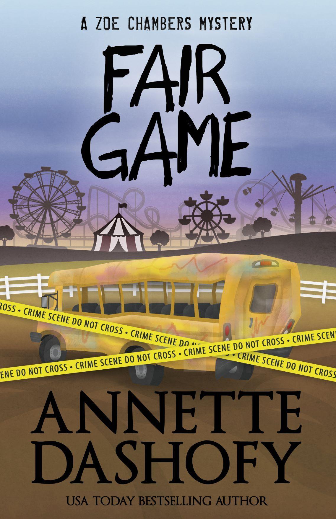 Fair Game, Zoe Chambers Mystery 8 (May 14, 2019
