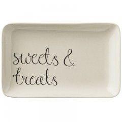 Herzige Schälchen für Süssigkeiten - den Feinschmeckern wird das Sweets & Treats Teller bestimmt auch gefallen.