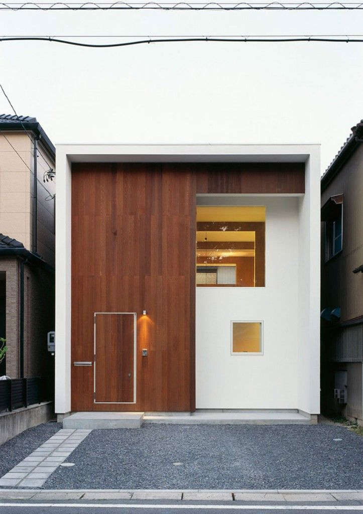 Wbe house a small contemporary home in japan by auau homedsgn a daily