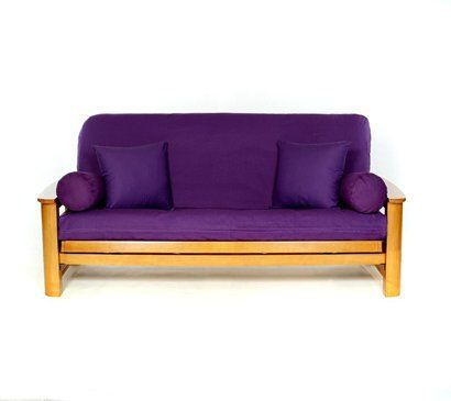 this slip resistant cover features a concealed zipper and is tailored to look great on your futon sofa  bolsters for diy chaise daybed   for the home   pinterest   daybed      rh   pinterest