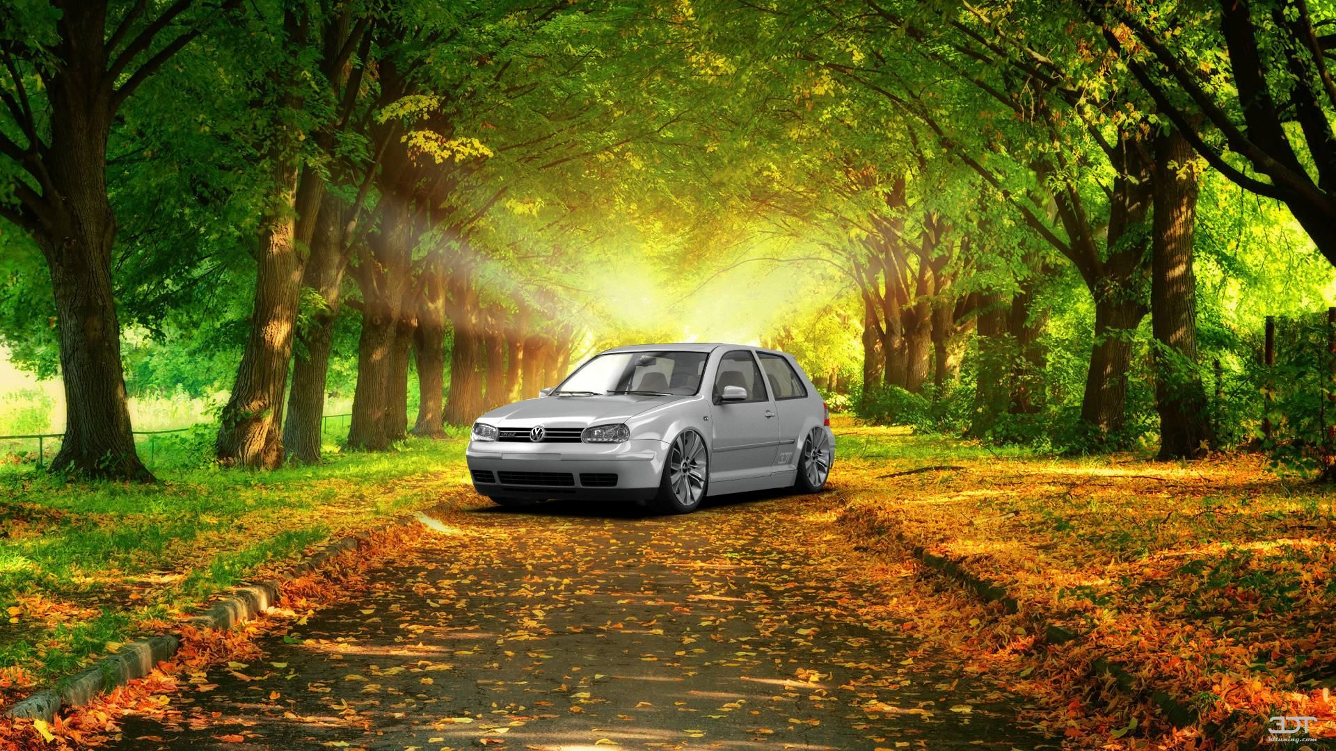 Incroyable Checkout My Tuning #Volkswagen #Golf4 2003 At 3DTuning #3dtuning #tuning