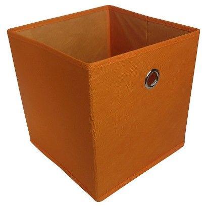 Room Essentials Fabric Cube Storage Bin 11 Cube Storage Bins Cube Storage Storage Tubs