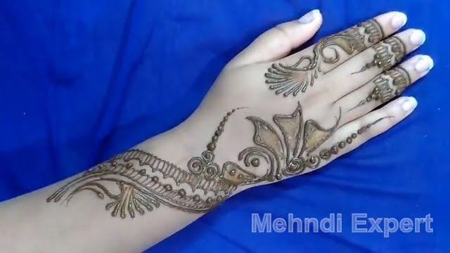 Jacquard Mehndi Henna Kit Ingredients : Latest mehndi henna design toutorial 2016 hanna pinterest