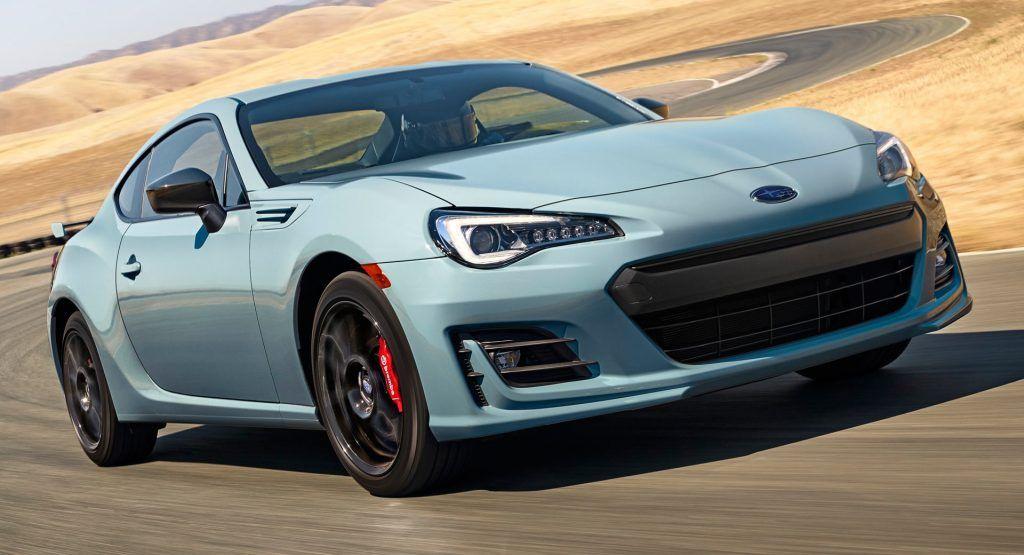 2019 Subaru BRZ Gets Minor Price Hike New Series.Gray