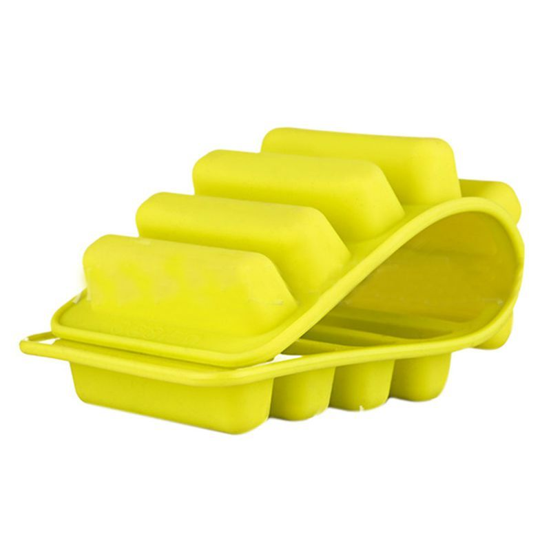 Kitchen Gadgets Silicone Ice Cube Tray Mold Ice Mould Fits For ...