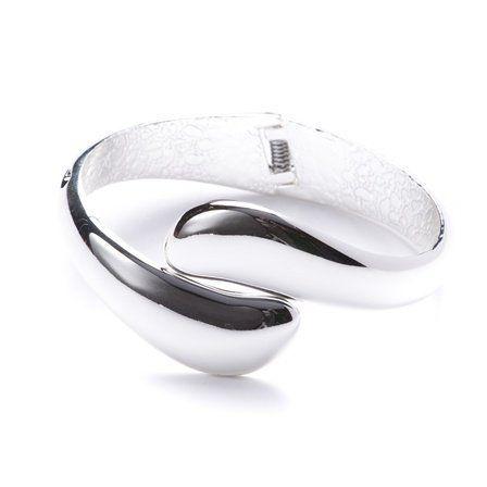5 Silver Fumi Bracelet Purse Hooks