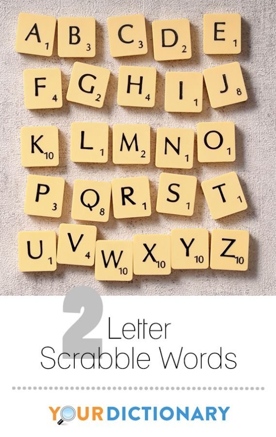 2 Letter Words Can Help You Score Big Playing Wordswithfriends And