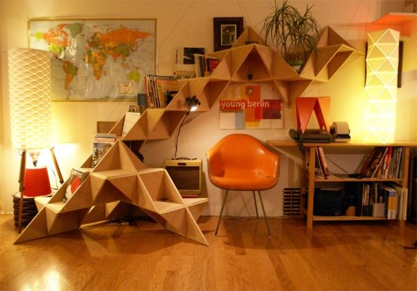 Quero uma estante assim! #shelf #estante #decoracao