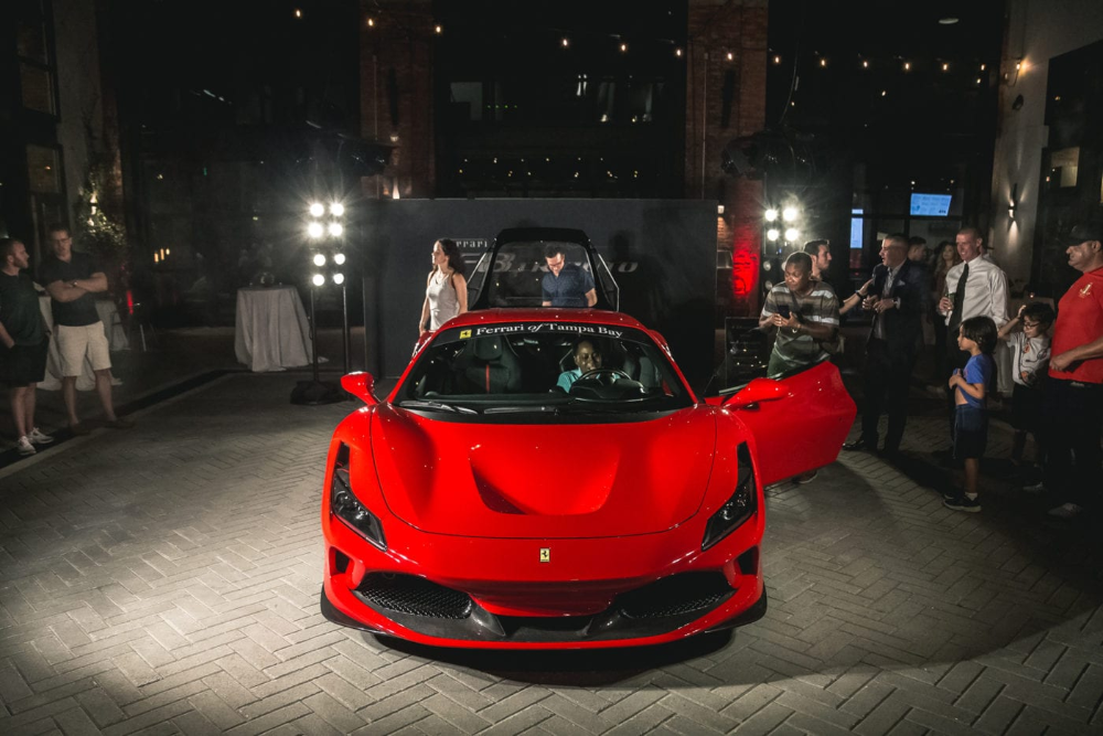 Back To Back Ferrari F8 Tributo Unveilings In Florida Newferrari Back To Back Ferrari F8 Tributo Unveilings In Florida Ferrari New Ferrari Florida