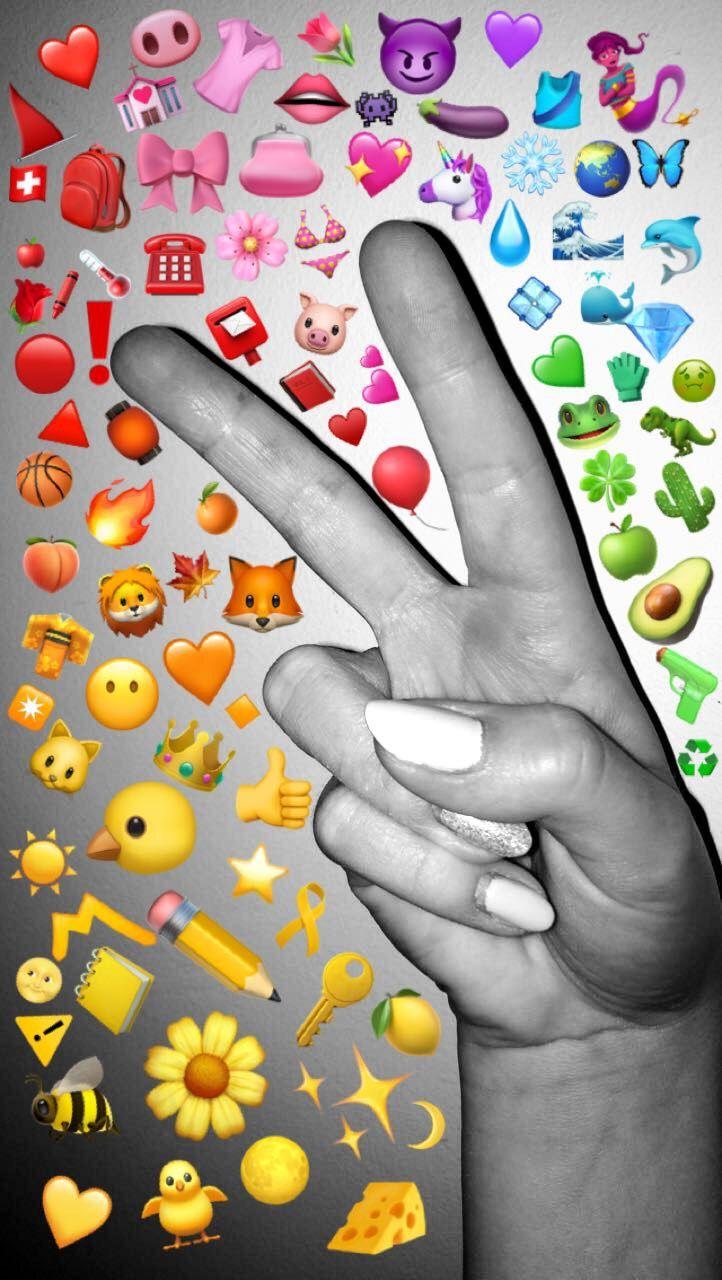 Pin by Crystal Brown on snapchat in 2019 Cute emoji