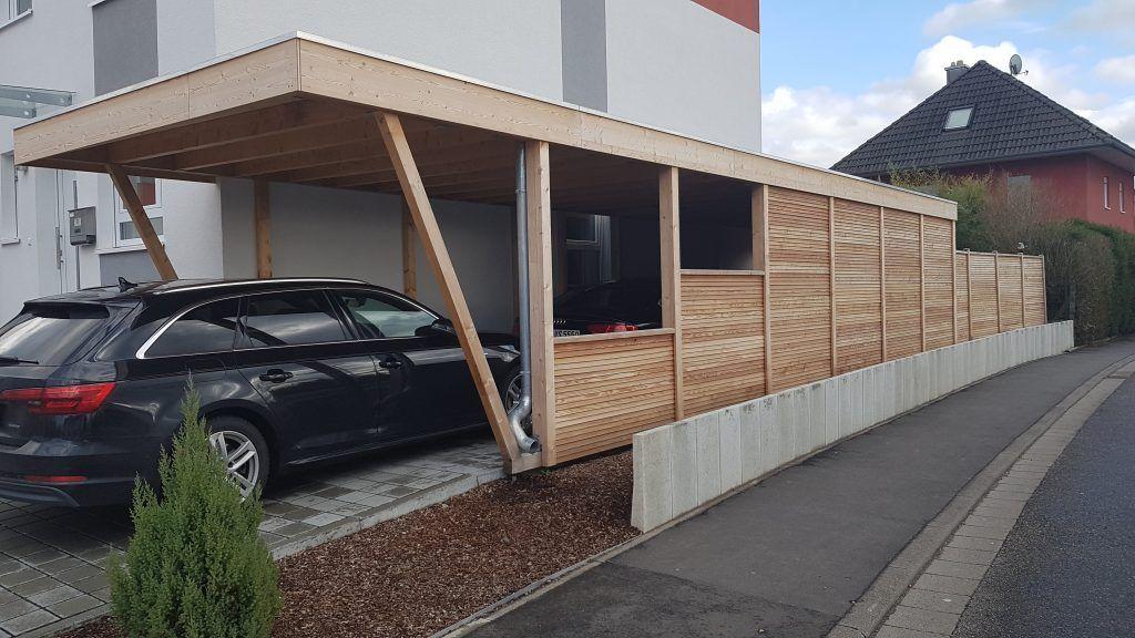 Carport Schutz vor Wind und Wetter Raumdesign Köhler