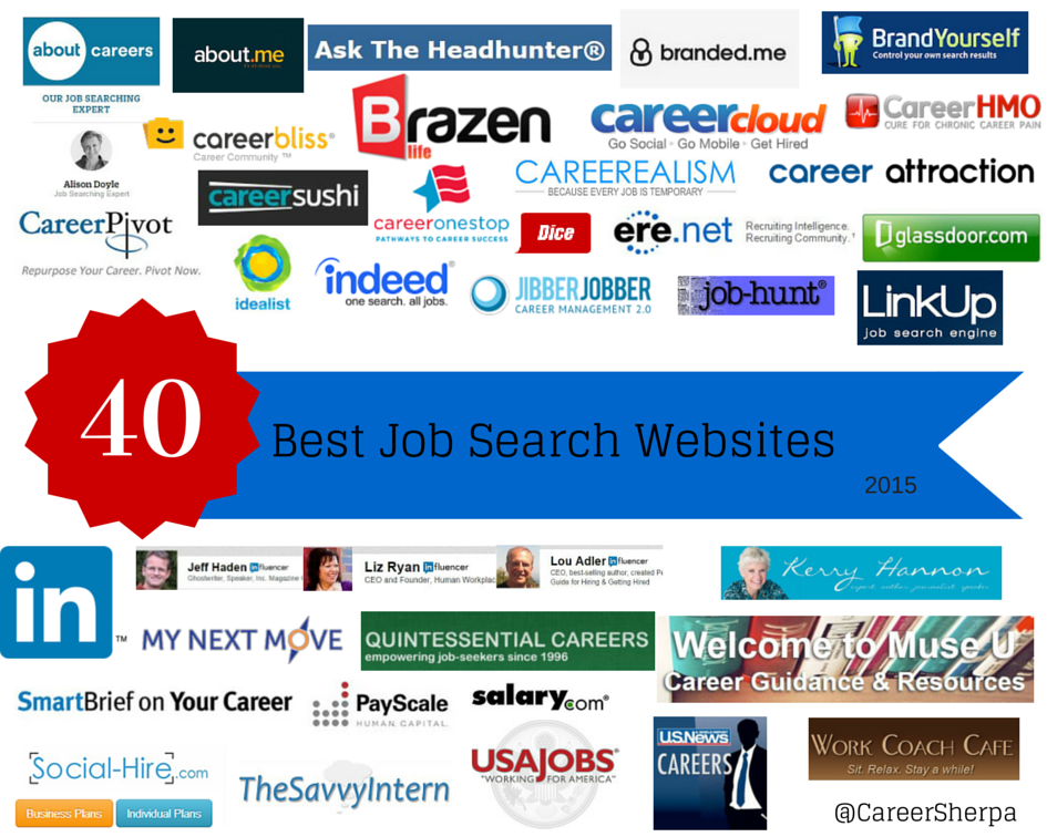 33 Best Job Search Websites To Use In 2021 Job Search Websites Job Search Career Websites