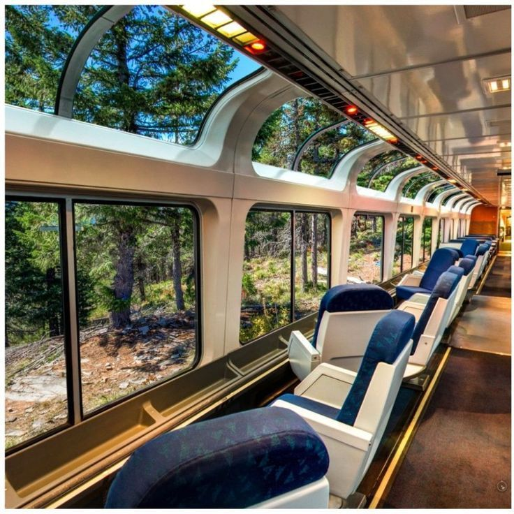 The Most Beautiful Train Ride in America Only Cost