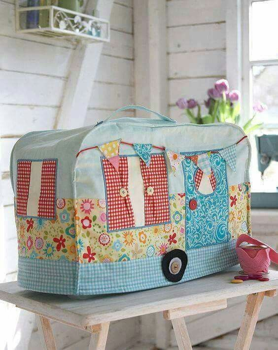 Pin by Sue Herron on Camper Sewing Machine Cover | Pinterest ...