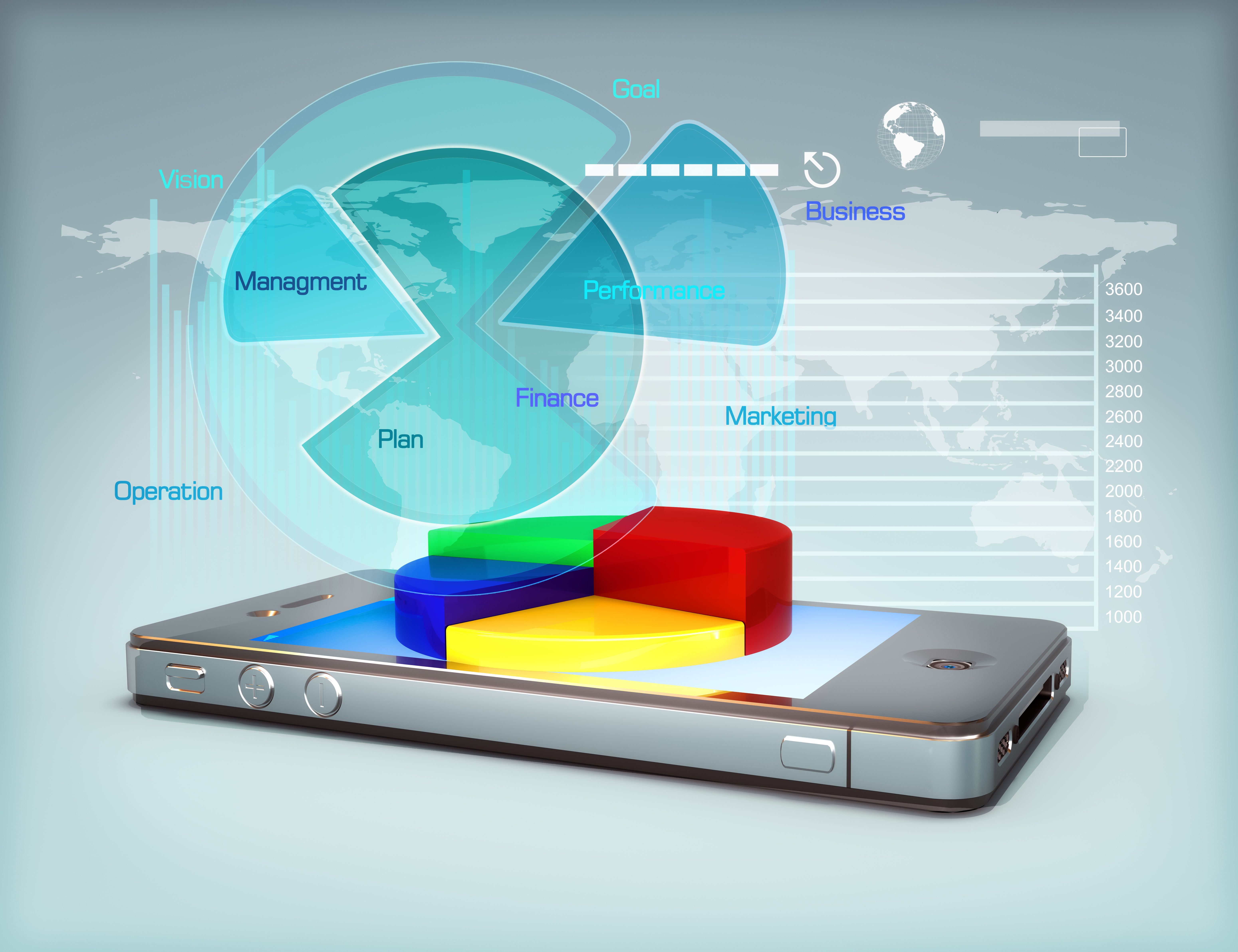Tailormake your app to specifically suit your business