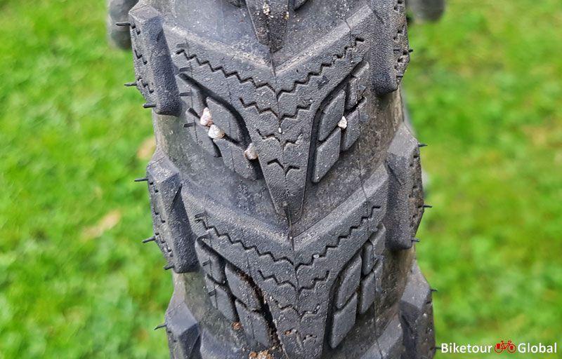 Eine Erste Bilanz 1 000 Km Mit Den Schwalbe Marathon Gt 365 Reifen Reifenwechsel Marathon Reifen