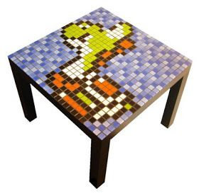 Do it yourself ideas and projects 50 diy projects with mosaic do it yourself ideas and projects 50 diy projects with mosaic small game roomsgameroom solutioingenieria Gallery