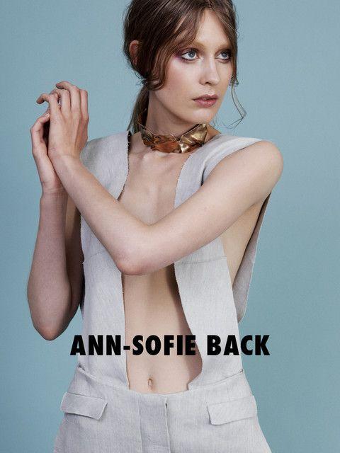 Interview with Ann-Sofie Back | ODALISQUE Magazine