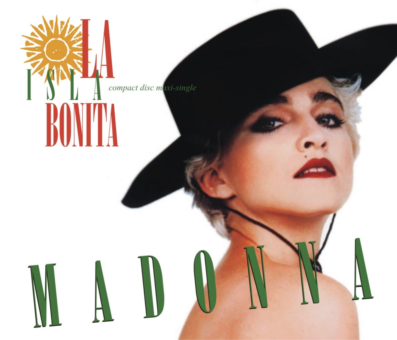 La Isla Bonita Single 1986 Madonna Madonna Videos Album Covers