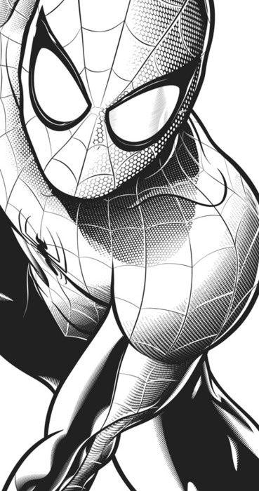 Iphone Ios 7 Wallpaper Tumblr For Ipad Spiderman Art Spiderman Marvel Spiderman