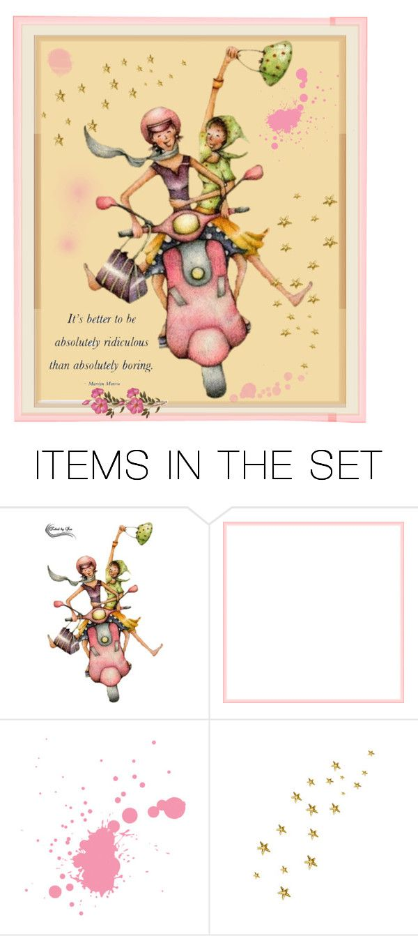 """""""Absolutely Ridiculous"""" by skpg ❤ liked on Polyvore featuring art"""