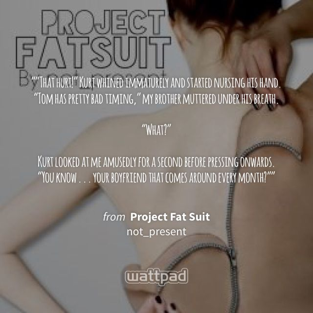 😂😂•Project FatSuit by Not_Present