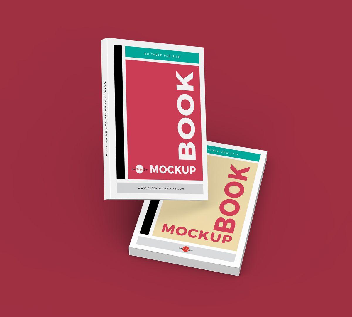 Free Branding Books Mockup Psd 3 Mockup Psd Mockup Books