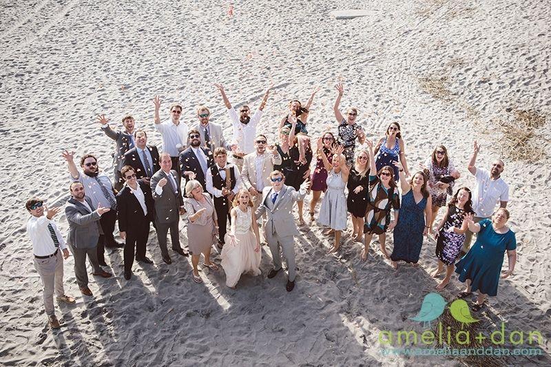 Best Tides Folly Beach Wedding
